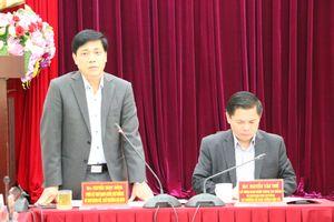 Ban Cán sự đảng và Ban Thường vụ Đảng ủy Bộ GTVT tiếp tục tăng cường công tác phối hợp
