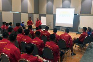 HLV Hoàng Anh Tuấn truyền lửa, U19 Việt Nam sẵn sàng tranh vé World Cup