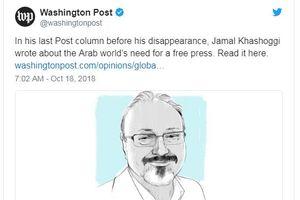 Bài viết cuối cùng của nhà báo Ả Rập Xê Út trước khi mất tích có gì đặc biệt?