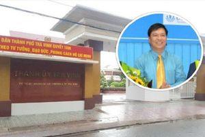 Điều động cựu Chủ tịch TP Trà Vinh vừa bị kỷ luật làm Giám đốc Sở Công thương do... thiếu người