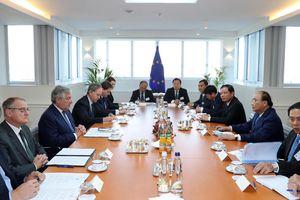 Tăng cường hợp tác toàn diện giữa Việt Nam và Bỉ