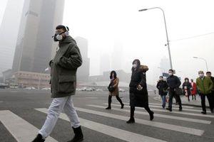 Xác định nguyên nhân gây ô nhiễm không khí tại Trung Quốc