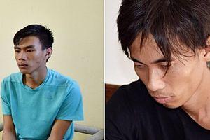 2 nam thanh niên bịt mặt lẻn vào phòng trọ thiếu nữ, dùng dao khống chế cướp tài sản giữa đêm khuya