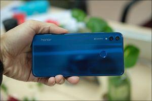 Honor giới thiệu Honor 8X tại Việt Nam, camera kép hỗ trợ AI, màn hình tai thỏ