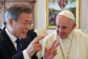 Giáo hoàng sẽ thăm Triều Tiên nếu được mời, không đến Đài Loan