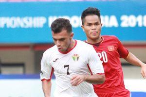 Thủng lưới phút 89, U19 Việt Nam ra quân thua ngược 1-2 ở giải châu Á