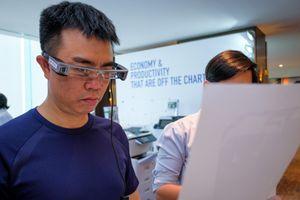 Epson giới thiệu kính thực tế ảo tại Việt Nam