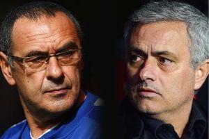 Mourinho vs Sarri: Kẻ phá rừng và người ươm mầm