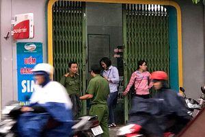 Két sắt cửa hàng ủy quyền của Viettel ở Sài Gòn bị trộm đánh cắp