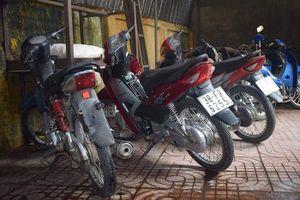 Hà Tĩnh: Phá chuyên án trộm cắp xe máy, bắt giữ 02 đối tượng