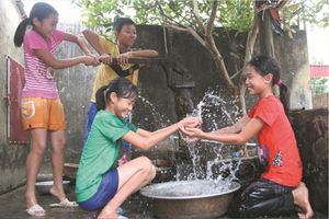 Phát triển cấp nước sạch tại vùng nông thôn - ngành nghề dịch vụ tiềm năng