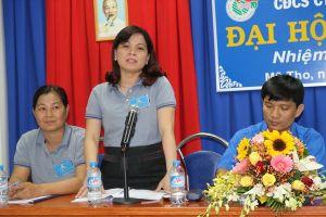 Người phụ nữ 10 năm làm Chủ tịch công đoàn