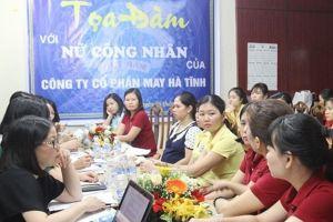 Lao động nữ tại tỉnh Hà Tĩnh: Chiếm trên 50%, nhưng chính sách... chưa theo kịp