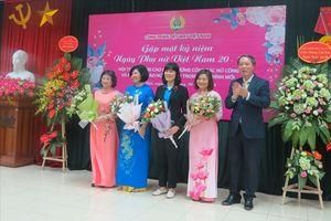 CĐ Dệt May VN: Vượt lên thách thức, đưa hoạt động nữ công đáp ứng tình hình mới