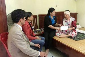 LĐLĐ huyện Yên Khánh (Ninh Bình): Tặng quà cho nữ đoàn viên công đoàn có hoàn cảnh khó khăn