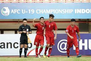 U19 Việt Nam vs U19 Jordan: Bàn thắng định đoạt phút 89