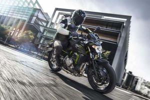 2019 Kawasaki Z650: Naked-bike 'giá mềm' cho dân chơi Việt