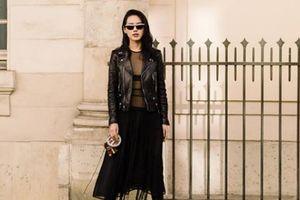 Hot girl Hà Nội Khánh Linh: 'Phản cảm là lỗi người mặc'