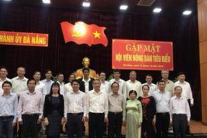 Bí thư Đà Nẵng Trương Quang Nghĩa gặp 15 ND SXKD tiêu biểu