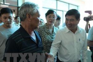 Lãnh đạo TP Hồ Chí Minh xin lỗi người dân Thủ Thiêm