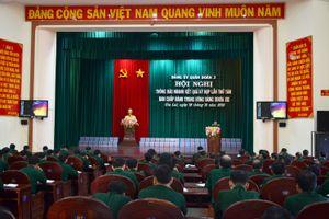 Đảng ủy Quân đoàn 3 thông báo nhanh kết quả Hội nghị Trung ương 8 khóa XII