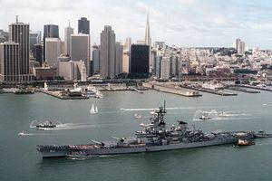 Tại sao thiết giáp hạm Missouri lại trở thành biểu tượng của nước Mỹ