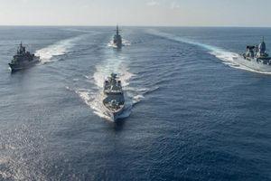 Nga không cho phép các chiến hạm của NATO vào vùng biển Azov