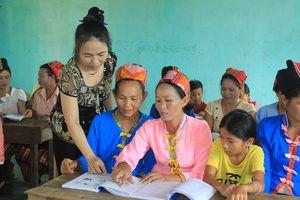 Nghệ An: 100% xã, phường, thị trấn đạt chuẩn xóa mù chữ