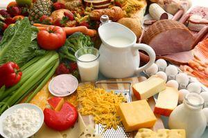 11 thực phẩm giúp phát triển cơ thể