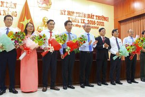 Đà Nẵng: Họp HĐND TP họp bất thường thay đổi nhiều vị trí cán bộ lãnh đạo
