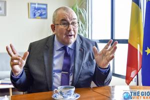 Đại sứ Bỉ: Việt Nam đang tạo nên những kỳ tích như Hàn Quốc và Singapore
