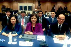 Việt Nam tích cực đóng góp phát triển pháp luật quốc tế