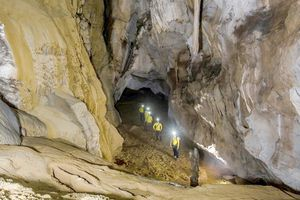 Khám phá du lịch Quảng Bình: Trải nghiệm hang Vòm - giếng Voọc