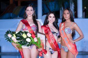 Huỳnh Vy có hình thể đẹp nhất 'Miss Tourism Queen Worldwide'