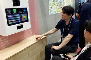 Hàng loạt cảm biến độc đáo ra mắt tại hội chợ công nghệ cao Tokyo