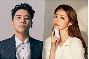Seungri (Big Bang) dính tin đồn hẹn hò nữ diễn viên 18 tuổi