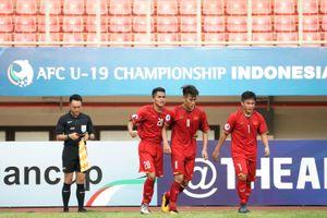 U.19 Việt Nam 1-2 U.19 Jordan: Thất bại do hàng thủ lỏng lẻo