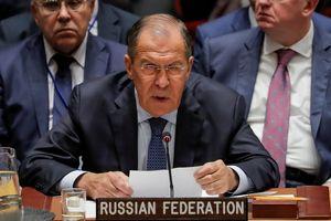 Ngoại trưởng Lavrov: Nga, Mỹ cần cam kết không để nổ ra chiến tranh hạt nhân