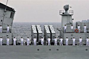 Thái Lan, Malaysia tập trận với Trung Quốc trên vùng biển ít nhạy cảm