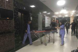 Xác định cô gái nghi liên quan vụ bé sơ sinh bị ném tử vong ở Linh Đàm