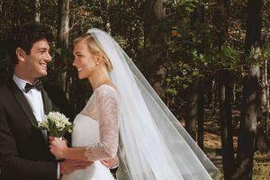 Thiên thần Victoria's Secret cưới em trai con rể Tổng thống Mỹ