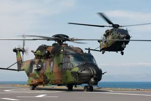Sau Mỹ, đến lượt trực thăng Pháp gặp sự cố trên tàu chiến