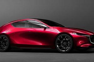 Mazda 3 2019 thế hệ mới lộ diện