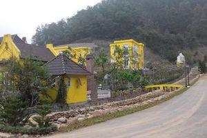 Hàng loạt công trình xâm phạm rừng phòng hộ Sóc Sơn (Hà Nội): Nỗi đau xé lòng