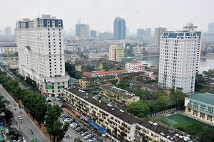 Hà Nội đề xuất được quyết điều chỉnh quy hoạch, chỉ định thầu xây mới chung cư cũ