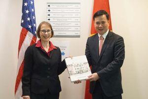 Việt Nam - Hoa Kỳ đẩy mạnh hợp tác về khoa học công nghệ