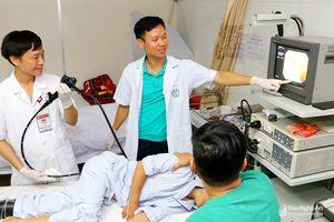 Ứng dụng các kỹ thuật tiên tiến điều trị bệnh lý tiêu hóa tại Bệnh viện Đa khoa Cửa Đông