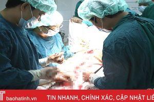 5 tình nguyện viên hiến máu cứu bệnh nhân nguy kịch