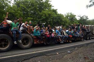 Tổng thống Mỹ dọa đóng biên giới với Mexico