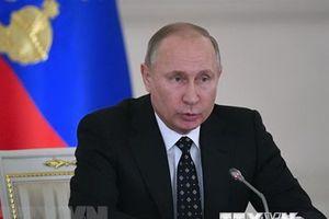 Nga sẽ chỉ sử dụng vũ khí hạt nhân để đáp trả khi bị tấn công